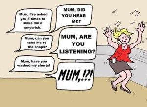 Cartoon-Mums-iPod